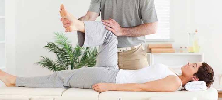 En pratique kinésiologie séance