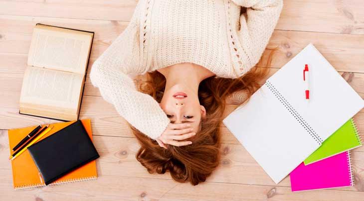 Se libérer du stress de l'examen